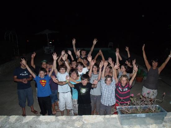 semaine du 20 au 27 aout 2011