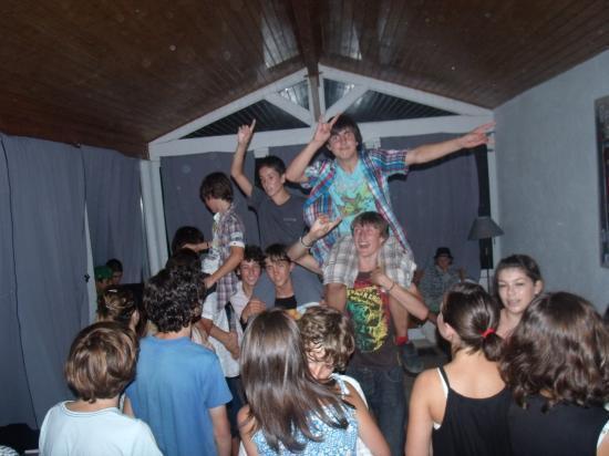 soirée du 26 aout 2011