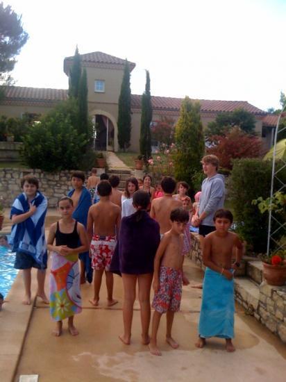 semaine du 18 au 23 juillet 2011