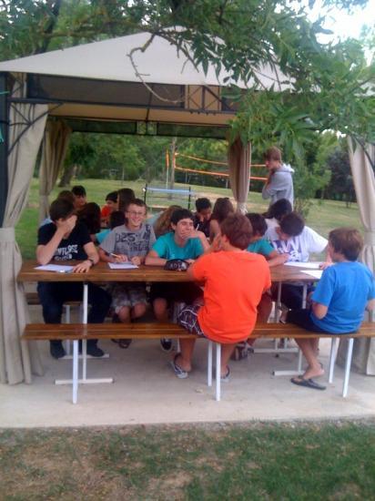 semaine du 8 au 13 aout 2011