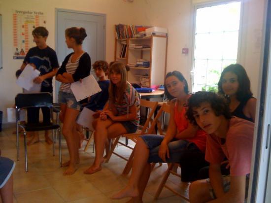 semaine du 22 au 27 aout 2011