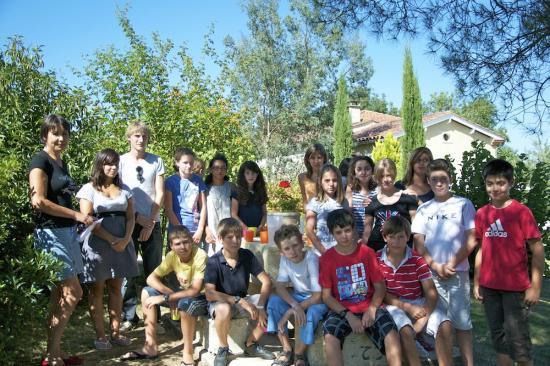 semaine du 15 au 20 aout 2011